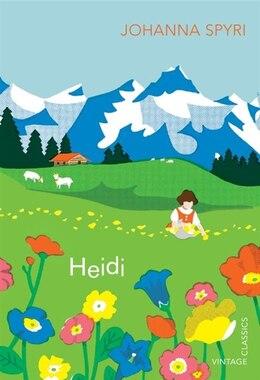 Book Heidi by Johanna Spyri