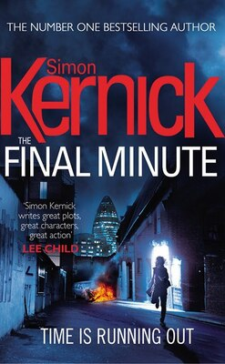 Book The Final Minute by Simon Kernick