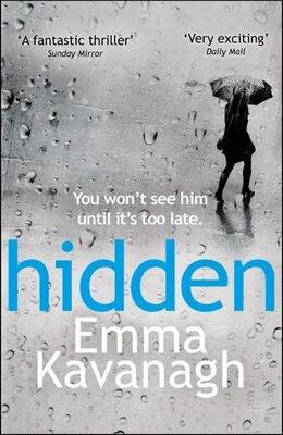 Book Hidden by Emma Kavanagh