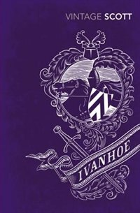Book Ivanhoe by Walter Scott