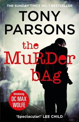 Book The Murder Bag by Tony Parsons