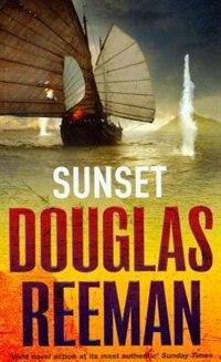 Book Sunset by Douglas Reeman