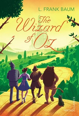 Book The Wizard Of Oz by L. Frank Baum