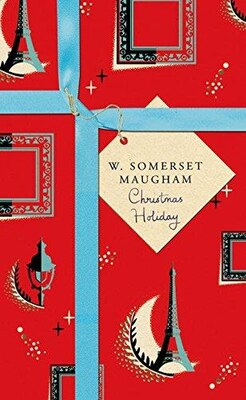 Book Christmas Holiday: Vintage Christmas by W. Somerset Maugham