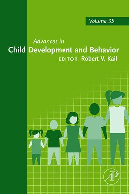 Book Advances In Child Development And Behavior by Robert V. Kail