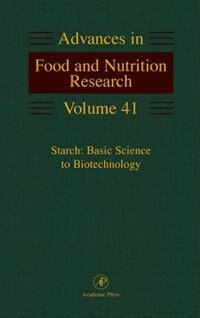 Book Starch: Basic Science to Biotechnology by Steve Taylor