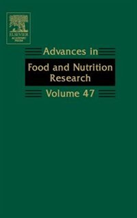 Book Advances in Food and Nutrition Research by Steve Taylor