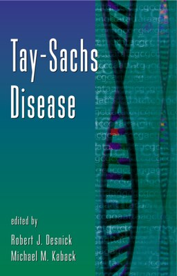 Book Tay-sachs Disease by Robert J. Desnick