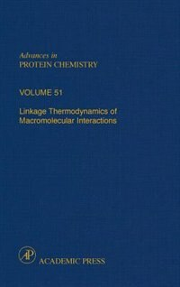 Book Linkage Thermodynamics of Macromolecular Interactions by Enrico Richards