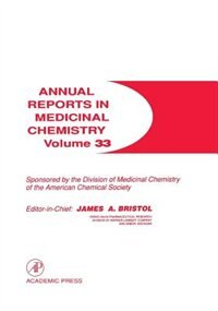 Book Annual Reports in Medicinal Chemistry by David Robertson