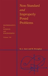 Book Non-standard And Improperly Posed Problems by Brian Straughan