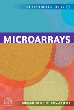 Book Microarrays by Hans-Joachim Müller