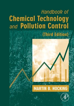Book Handbook of Chemical Technology and Pollution Control by Martin B. B. Hocking
