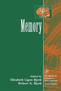 Book Memory by Elizabeth Ligon Bjork