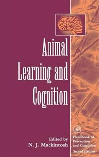 Book Animal Learning and Cognition by N. J. Mackintosh