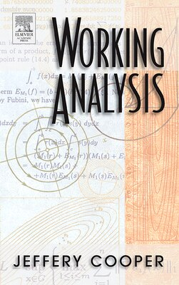 Book Working Analysis by Jeffery Cooper