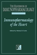 Book Immunopharmacology Of The Heart by Clive Page