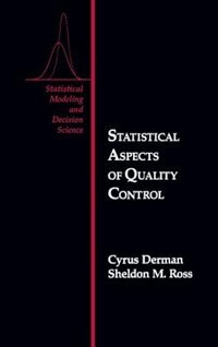 Book Statistical Aspects Of Quality Control: STATISTICAL ASPECTS OF QUALITY by Derman Cyrus