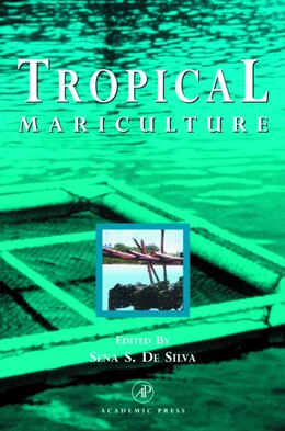 Book Tropical Mariculture by Sena S. De Silva