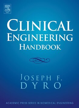 Book Clinical Engineering Handbook by Ernesto Iadanza