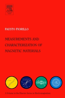 Book Characterization and Measurement of Magnetic Materials by Fausto Fiorillo