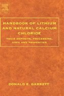 Handbook Of Lithium And Natural Calcium Chloride