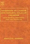 Handbook Of Lithium And Natural Calcium Chloride