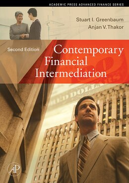 Book Contemporary Financial Intermediation by Stuart I. Greenbaum
