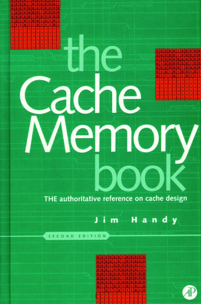 The Cache Memory Book by Jim Handy