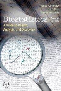 Biostatistics: A Guide To Design, Analysis And Discovery