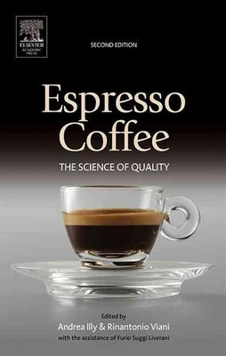 Book Espresso Coffee: The Science Of Quality by Andrea Illy