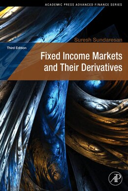 Book Fixed Income Markets and Their Derivatives by Suresh Sundaresan