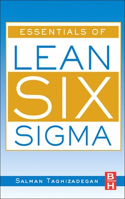 Book Essentials Of Lean Six Sigma by Salman Taghizadegan