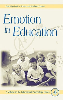 Book Emotion In Education by Gary D. Phye
