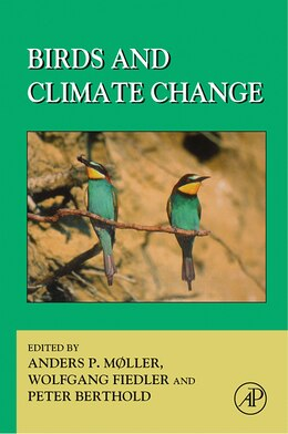 Book Birds And Climate Change by Luo Yiqi
