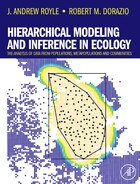 Hierarchical Modeling and Inference in Ecology: The Analysis Of Data From Populations…