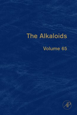 Book The Alkaloids: Chemistry and Biology by Geoffrey A. Cordell