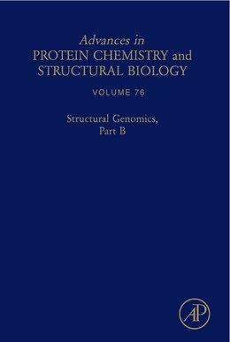 Book Structural Genomics, Part B by Andrzej Joachimiak