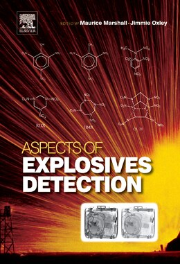 Book Aspects of Explosives Detection by Maurice Marshall