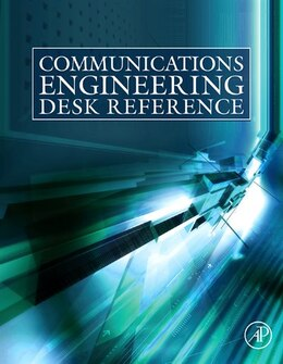Book Communications Engineering Desk Reference by Erik Dahlman
