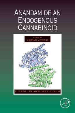 Book Anandamide by Gerald Litwack