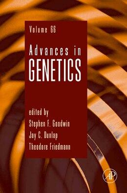 Book Advances in Genetics by Jeffrey Friedmann
