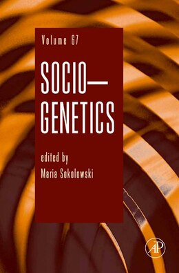 Book Socio-Genetics by Marla Sokolowski