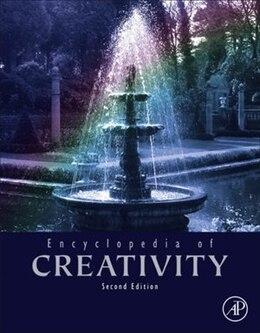 Book Encyclopedia Of Creativity: Online Version by Mark A. Runco