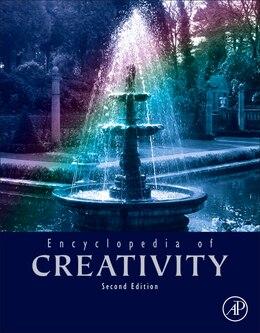 Book Encyclopedia Of Creativity by Mark A. Runco