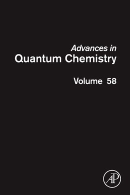 Book Advances in Quantum Chemistry: Theory of Confined Quantum Systems - Part Two by John R. Sabin