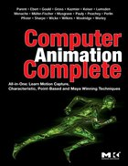 Computer Animation Complete: All-in-one: Learn Motion Capture, Characteristic, Point-based, And…