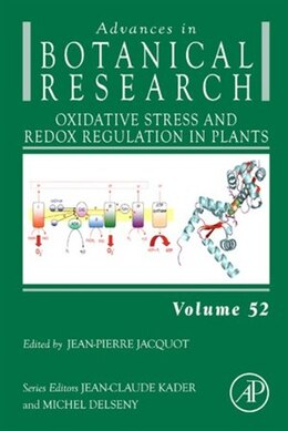 Book Oxidative Stress and Redox Regulation in Plants by Jean-Pierre Jacquot