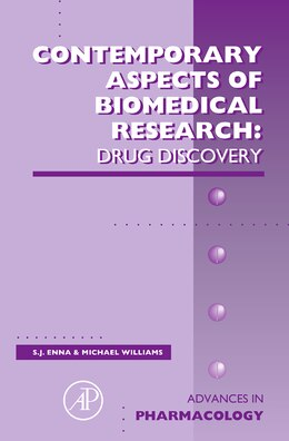 Book Contemporary Aspects of Biomedical Research: Drug Discovery by S. J. Enna