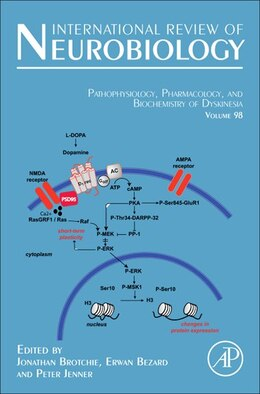 Book Pathophysiology, pharmacology and biochemistry of dyskinesia by Jonathan Brotchie